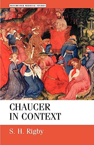 9780719042362: Chaucer in context: Society, allegory and gender (Manchester Medieval Studies MUP)