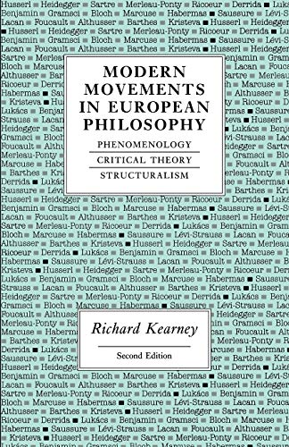 9780719042485: Modern movements in European philosophy: Phenomenology, critical theory, structuralism