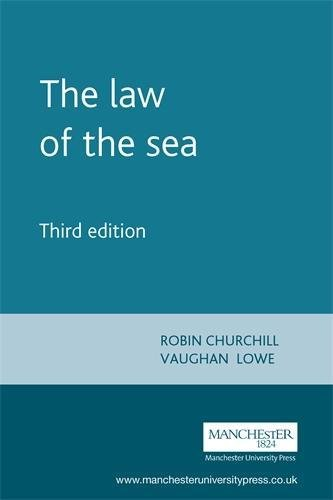 9780719043819: The Law of the Sea (Melland Schill Studies in International Law)