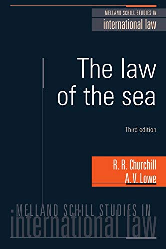 9780719043826: Law of the Sea (Melland Schill Studies in International Law)