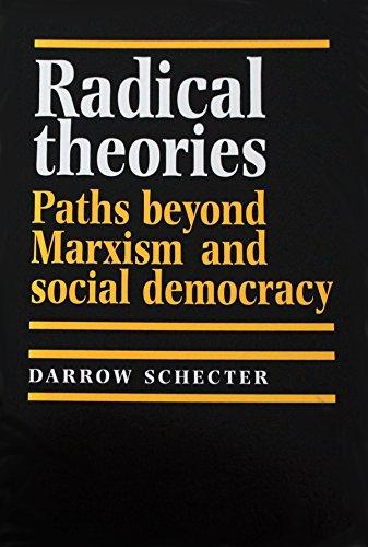 9780719043857: Radical Theories