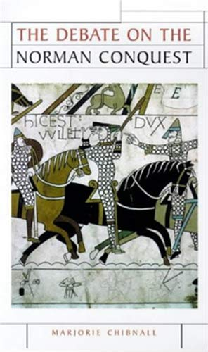 9780719049132: The Debate on the Norman Conquest (Issues in Historiography MUP)