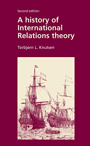 9780719049309: History of International Relations Theory