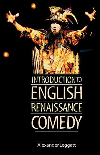 9780719049651: Introduction to English Renaissance Comedy