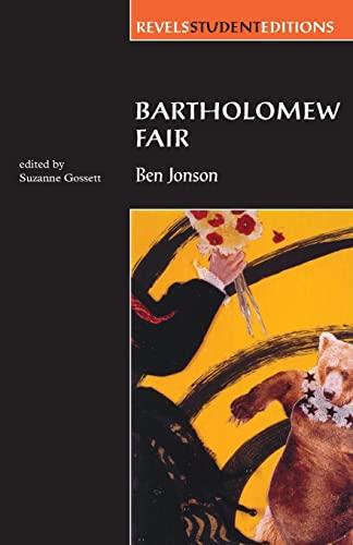 9780719051500: Bartholomew Fair