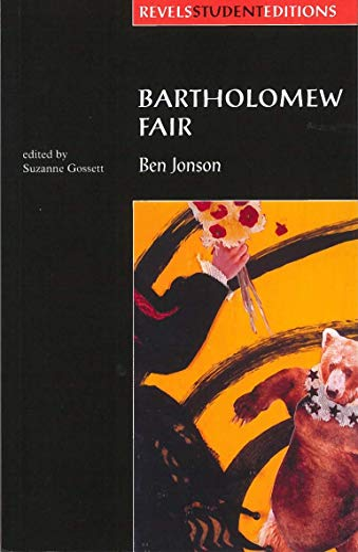 9780719051500: Bartholomew Fair: by Ben Jonson (Revels Student Editions MUP)