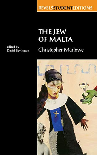 9780719051807: The Jew of Malta: Christopher Marlowe (Revels Student Editions MUP)