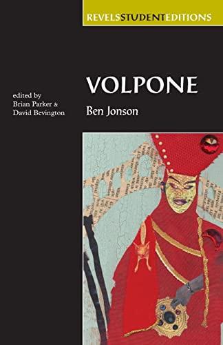 9780719051821: Volpone: Ben Jonson (Revels Student Editions MUP)