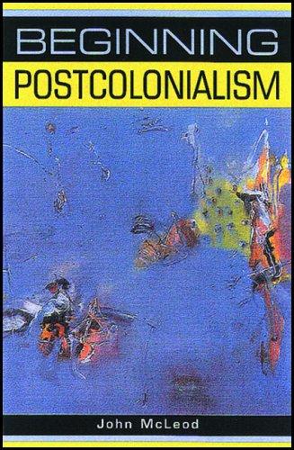 9780719052095: Beginning Postcolonialism