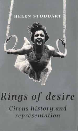 9780719052347: Rings of Desire: Circus History and Representation