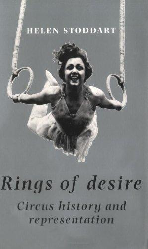 9780719052347: Rings of Desire: Circus History and Representation
