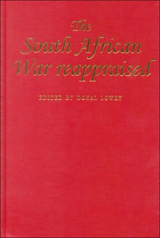 9780719052583: The South African War Reappraised (Studies in Imperialism)