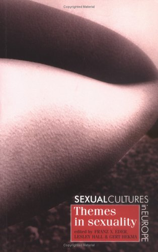 9780719053214: Sexual Cultures in Europe, Volume II: Themes in Sexuality (Sexual Cultures of Europe) (v. 2)