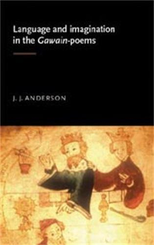 9780719053535: Language And Imagination In The Gawain-Poems