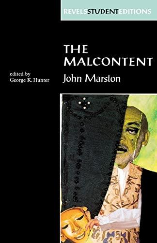The Malcontent: Marston, John &