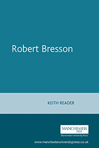9780719053665: Robert Bresson (French Film Directors Series)
