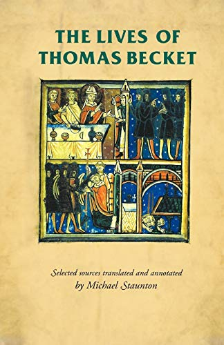 9780719054556: The Lives of Thomas Becket