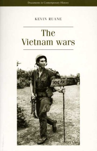 9780719054891: The Vietnam Wars (Documents in Contemporary History)