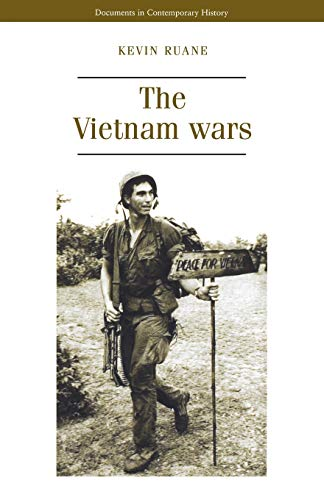 9780719054907: The Vietnam wars (Documents in Modern History MUP)
