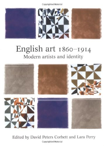 9780719055201: English Art 1860-1914 (Critical Perspectives in Art History)