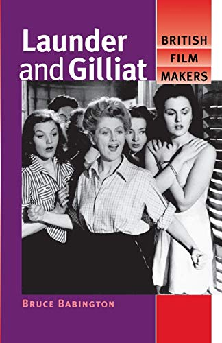 9780719056680: Launder and Gilliat (British Film-Makers)