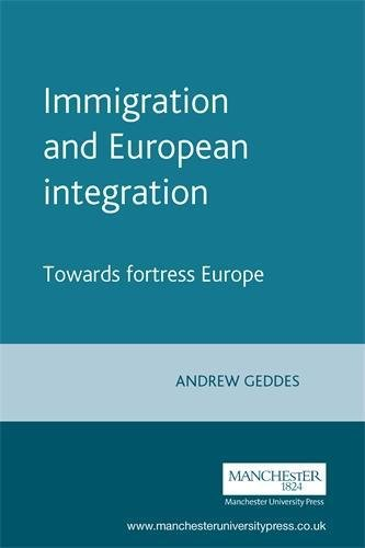 9780719056888: Immigration and European Integration: Towards Fortress Europe? (European Policy Research Unit)