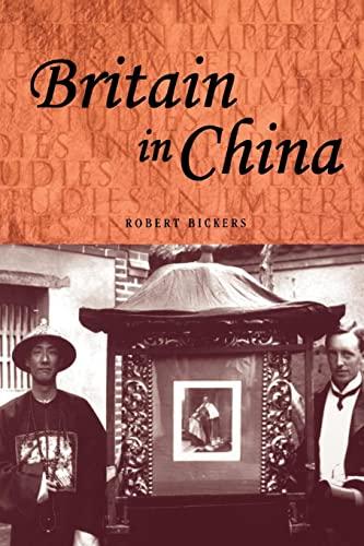 9780719056970: Britain in China (Studies in Imperialism MUP)