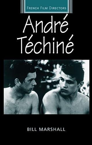 9780719058318: André Téchiné (French Film Directors)