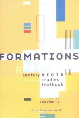 9780719058455: Formations: 21st Century Media Studies