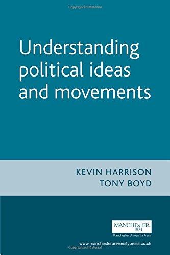 9780719061516: Understanding Political Ideas and Movements (Understanding Politics)