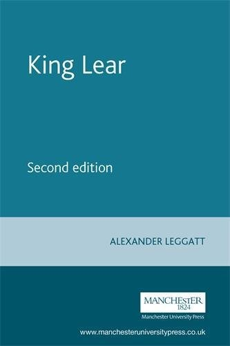 9780719062247: King Lear: Second Edition (Shakespeare in Performance)