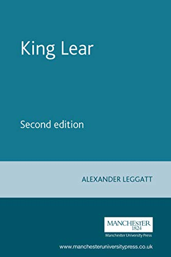 9780719062254: King Lear: Second edition (Shakespeare in Performance MUP)