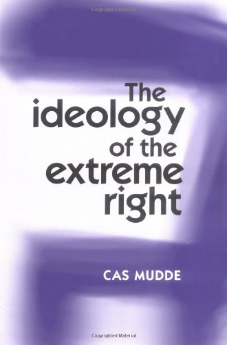 9780719064463: The Ideology of the Extreme Right: New In Paperback