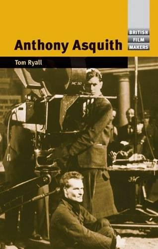 9780719064524: Anthony Asquith (British Film Makers)
