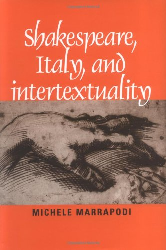 9780719066665: Shakespeare, Italy, And Intertextuality