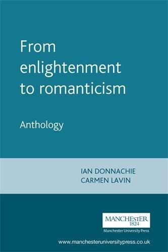 a report on enlightenment and romanticism Age of enlightenment essay the era of enlightenment 1074 words | 4 pages the enlightenment was an era of major social and political change in 18th century europe birth of the enlightenment and romantic periods.