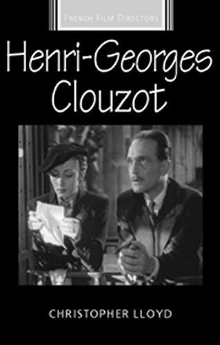 9780719070143: Henri-Georges Clouzot (French Film Directors)