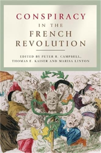 9780719074028: Conspiracy in the French Revolution