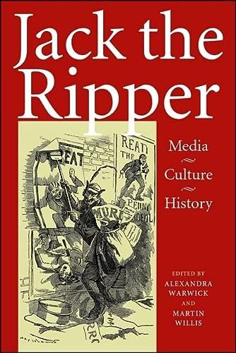 9780719074936: Jack the Ripper: Media, culture, history