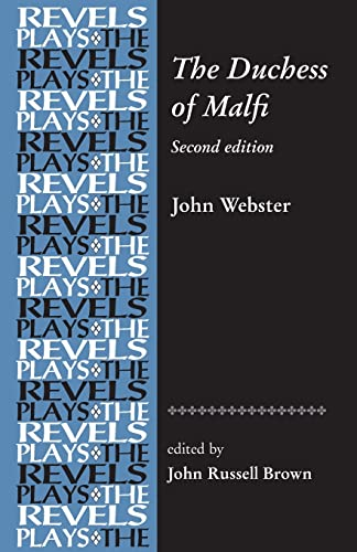 9780719075186: The Duchess of Malfi