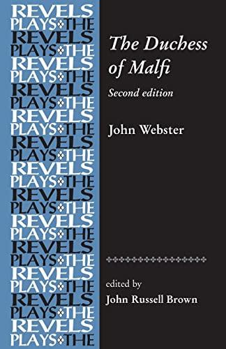 9780719075186: The Duchess of Malfi (Revels Plays)