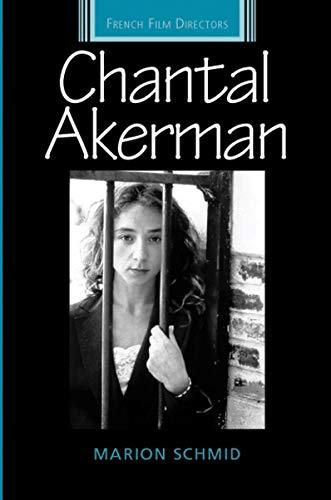 9780719077166: Chantal Akerman (French Film Directors MUP)