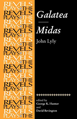 9780719078279: Galatea: Midas: John Lyly (Revels Plays MUP)