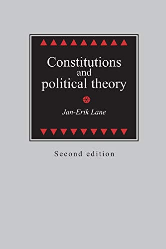 9780719083303: Constitutions and political theory: Second edition
