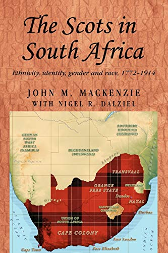 9780719087837: The Scots in South Africa (Studies in Imperialism)