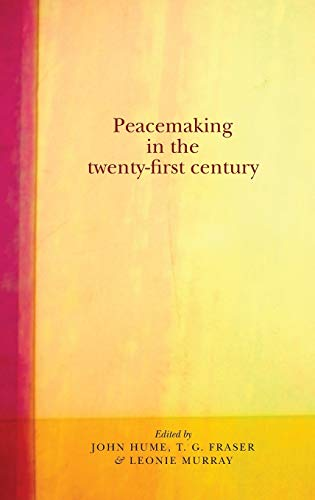 Peacemaking in the twenty-first century: John Hume