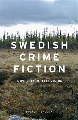 9780719090691: Swedish crime fiction: Novel, film, television
