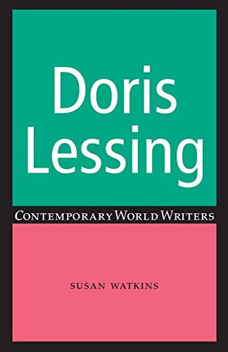 9780719097348: Doris Lessing (Contemporary World Writers)