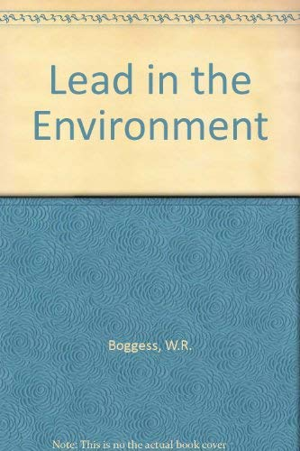 9780719400247: Lead in the Environment