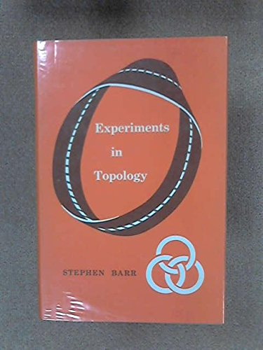 9780719500657: Experiments in Topology